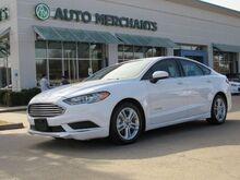 2018_Ford_Fusion Hybrid_SE, BACK-UP CAMERA, BLIND SPOT MONITOR, AUTOMATIC HEADLIGHTS, CD PLAYER_ Plano TX