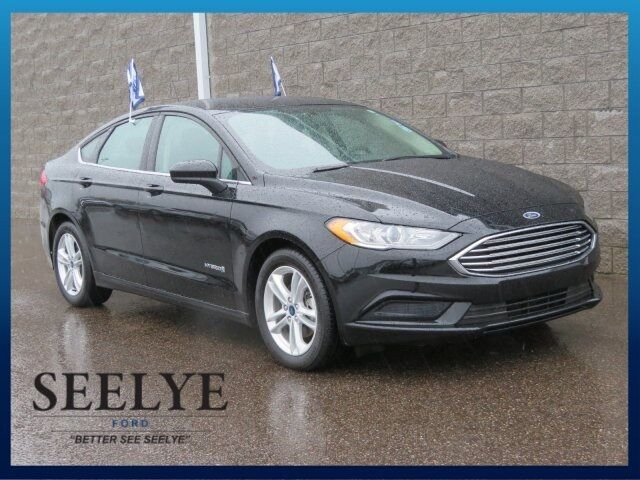 2018 Ford Fusion Hybrid SE Battle Creek MI