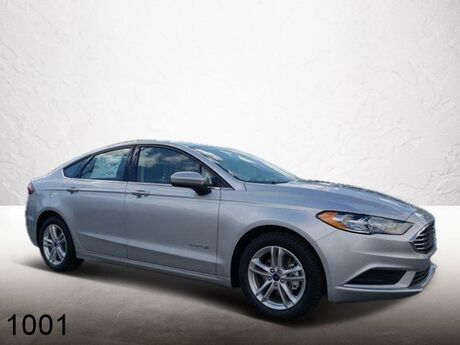 2018 Ford Fusion Hybrid SE Belleview FL