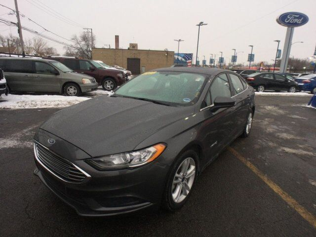 2018 Ford Fusion Hybrid SE Chicago IL