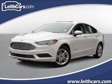 2018_Ford_Fusion Hybrid_SE FWD_ Cary NC