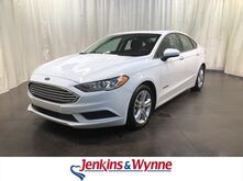 2018_Ford_Fusion Hybrid_SE FWD_ Clarksville TN