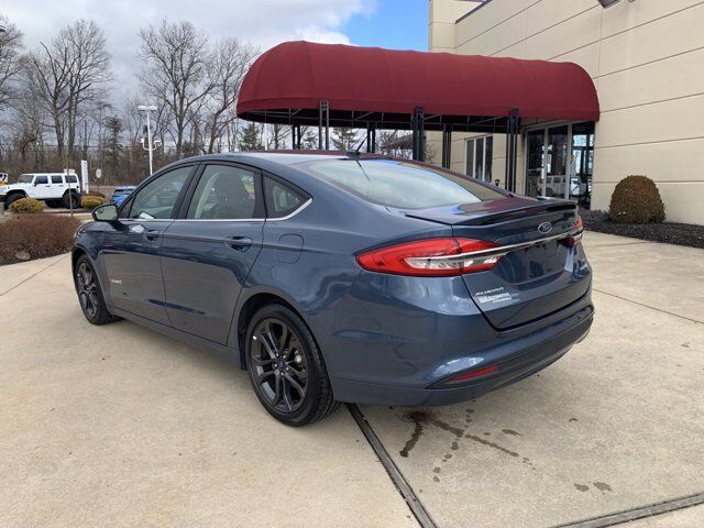 2018 Ford Fusion Hybrid SE Fairless Hills PA