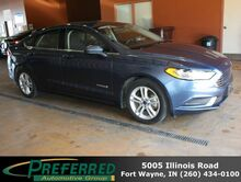 2018_Ford_Fusion Hybrid_SE_ Fort Wayne Auburn and Kendallville IN
