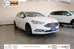 2018 Ford Fusion Hybrid SE Golden CO