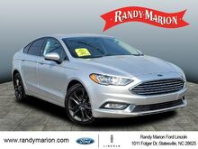 2018_Ford_Fusion Hybrid_SE_ Hickory NC