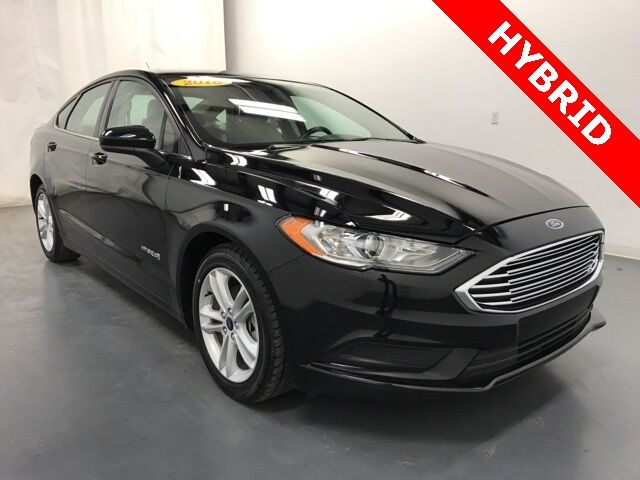 2018 Ford Fusion Hybrid SE Holland MI