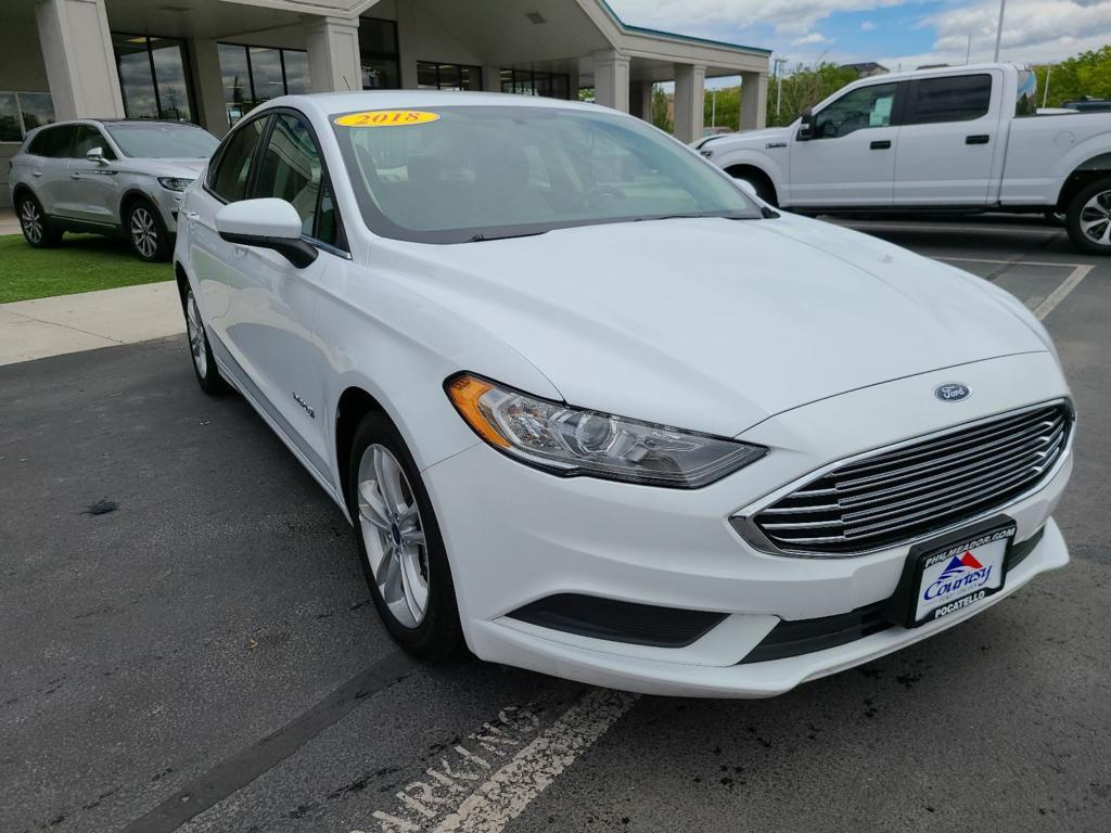 2018 Ford Fusion Hybrid SE Hybrid Pocatello ID