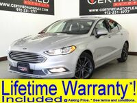 Ford Fusion Hybrid SE LEATHER REAR CAMERA BLUETOOTH KEYLESS ENTRY/START POWER LOCKS POWER SEAT 2018