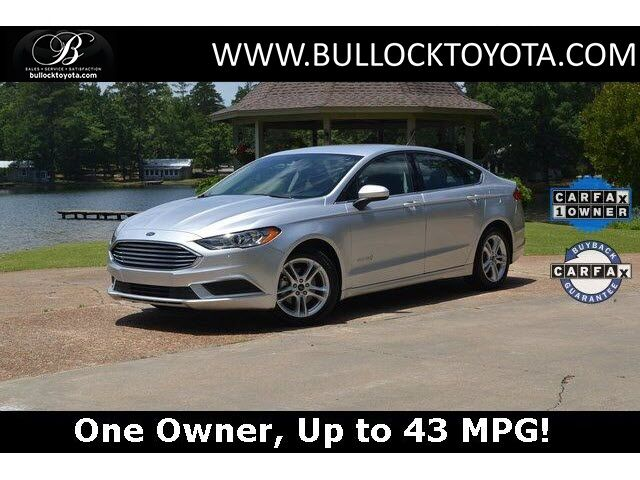2018 Ford Fusion Hybrid SE Louisville MS