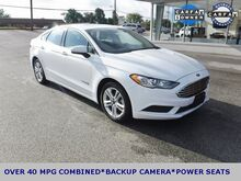 2018_Ford_Fusion Hybrid_SE_ Manchester MD