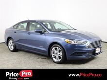 2018_Ford_Fusion Hybrid_SE_ Maumee OH