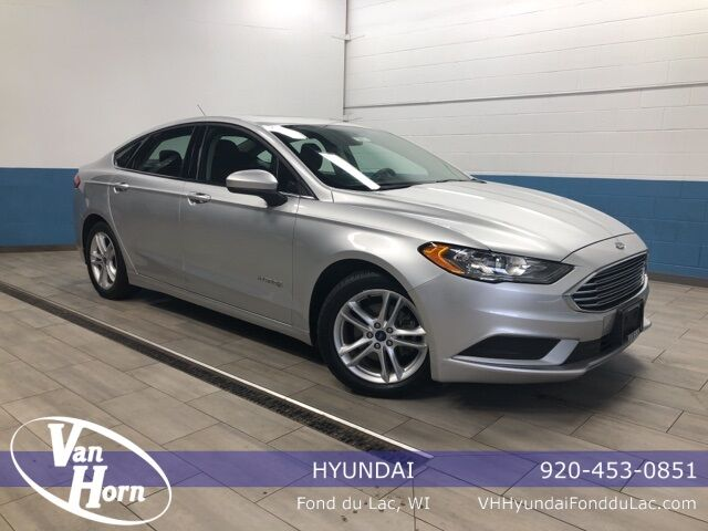 2018 Ford Fusion Hybrid SE Milwaukee WI