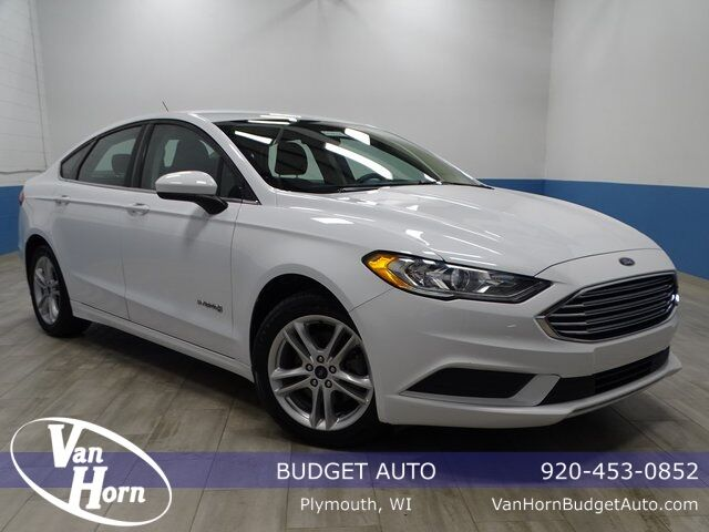 2018 Ford Fusion Hybrid SE Plymouth WI