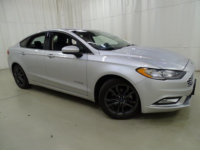 2018 Ford Fusion Hybrid SE Raleigh NC