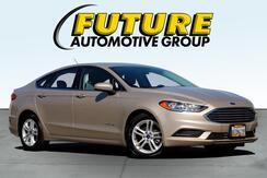 2018_Ford_Fusion Hybrid_SE_ Roseville CA
