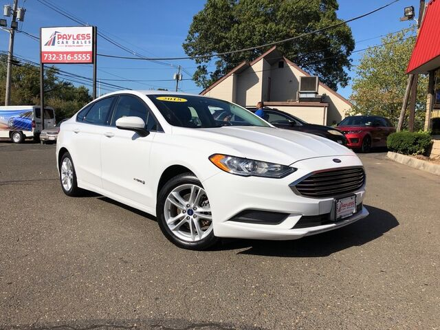 2018 Ford Fusion Hybrid SE South Amboy NJ