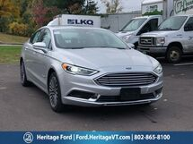 2018 Ford Fusion Hybrid SE South Burlington VT