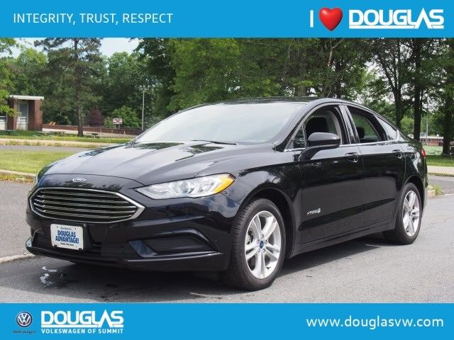 2018 Ford Fusion Hybrid SE Summit NJ