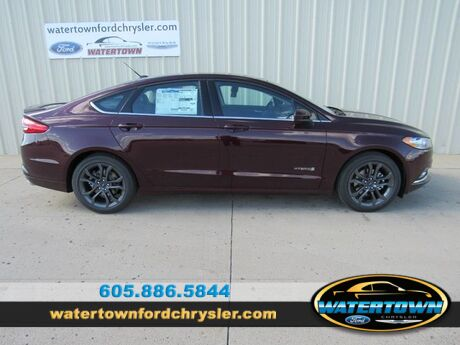2018 Ford Fusion Hybrid SE Watertown SD