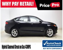 2018_Ford_Fusion Hybrid_SE w/Sunroof_ Maumee OH