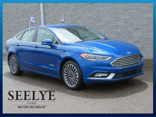 2018 Ford Fusion Hybrid Titanium Battle Creek MI