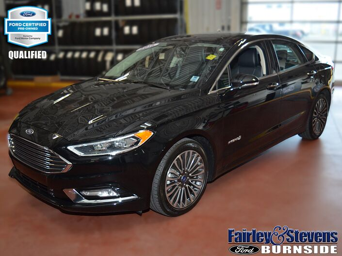 2018 Ford Fusion Hybrid Titanium Dartmouth NS