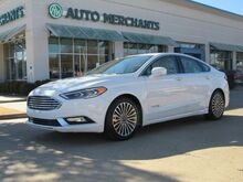 2018_Ford_Fusion Hybrid_Titanium  LEATHER SEATS, BACKUP CAMERA, HEATED FRONT SEATS, APPLE CAR PLAY, BLUETOOTH CONNECTIVITY_ Plano TX