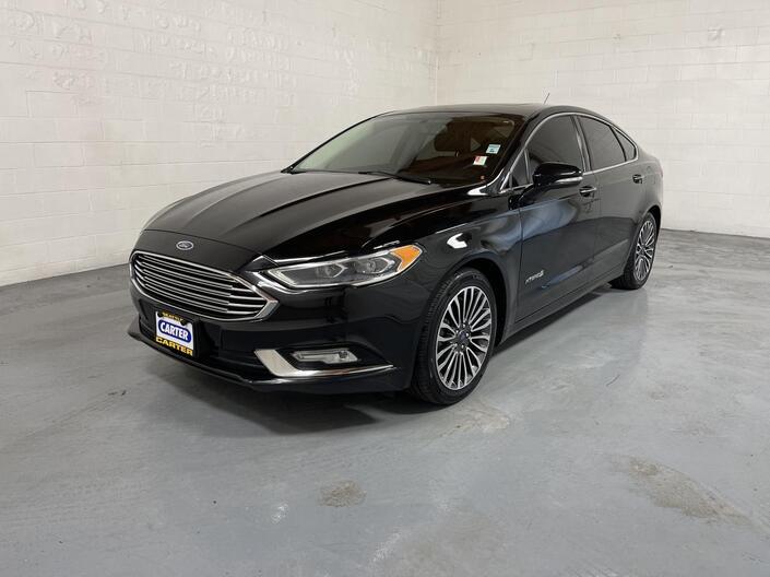 2018 Ford Fusion Hybrid Titanium Seattle WA