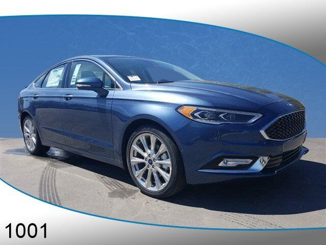 2018 Ford Fusion Platinum Belleview FL