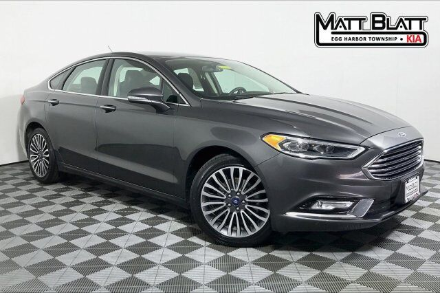 2018 Ford Fusion Platinum Toms River NJ