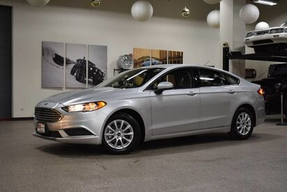 2018_Ford_Fusion_S_ Boston MA