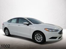 2018_Ford_Fusion_S_ Clermont FL