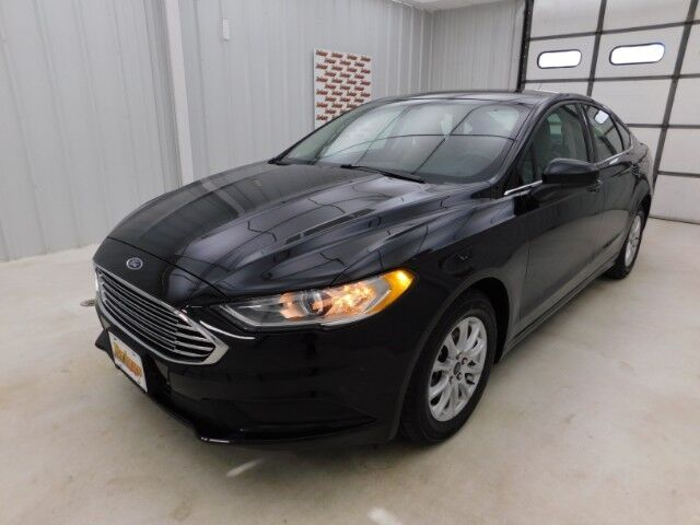 2018 Ford Fusion S FWD Manhattan KS