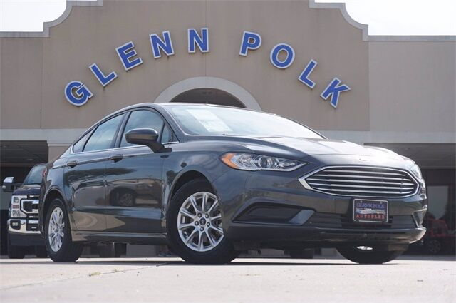 2018 Ford Fusion S Gainesville TX
