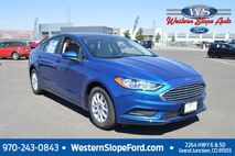 2018 Ford Fusion S Grand Junction CO