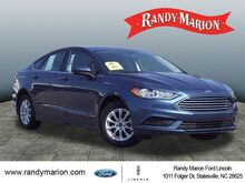 2018_Ford_Fusion_S_ Hickory NC