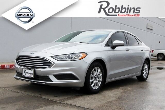 2018 Ford Fusion S Houston TX