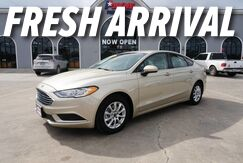 2018_Ford_Fusion_S_ McAllen TX