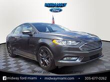 2018_Ford_Fusion_S_ Miami FL