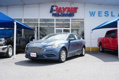 2018_Ford_Fusion_S_ Mission TX