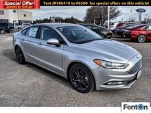 2018_Ford_Fusion_S_ Pampa TX