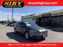 2018_Ford_Fusion_S_ San Diego CA