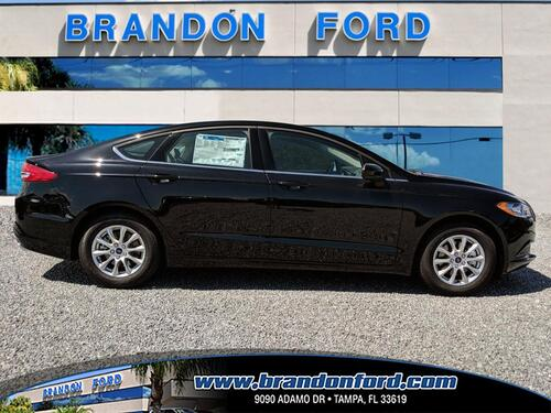 2018 Ford Fusion S Tampa FL