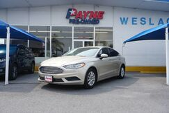 2018_Ford_Fusion_S_ Weslaco TX