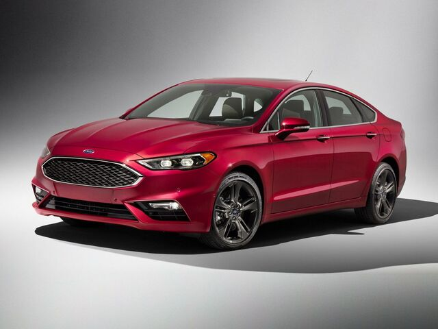 2018_Ford_Fusion_S_ West Valley City UT