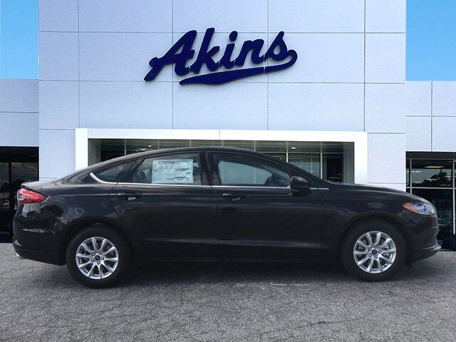 2018 Ford Fusion S Winder Ga