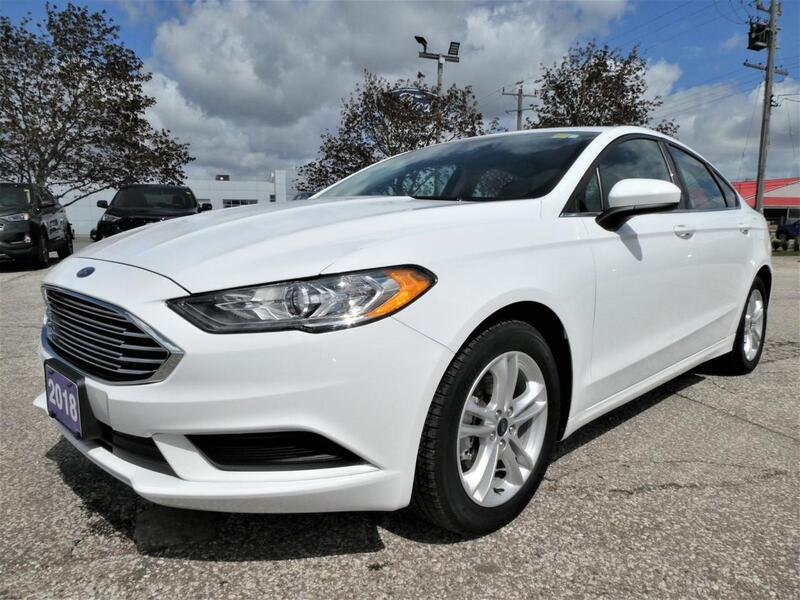 2018 Ford Fusion *SALE PENDING* SE | Remote Start | Back Up Cam | Cruise Control Essex ON