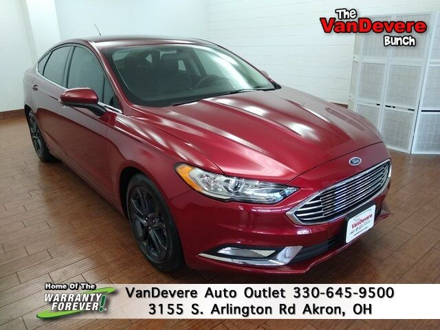 2018 Ford Fusion SE Akron OH