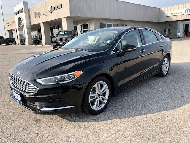 2018 Ford Fusion SE Gonzales TX